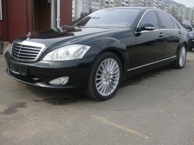 Mercedes Benz W221 Long от 25 у.е. в час