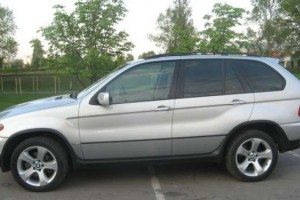 BMW X5 Е53 (БМВ Х5 Е53)