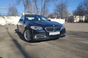 BMW 520 F10 (БМВ 520) 2015 г.
