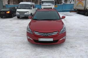 Hyundai Solaris (Хёндэ Солярис)