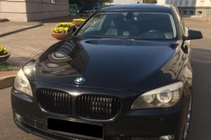 BMW 740 Long (БМВ 740)