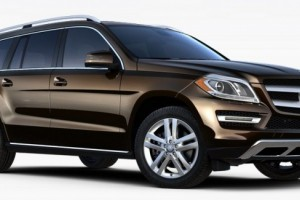 Mercedes-Benz GL-350 (Мерседес Бенц) 2014 г.