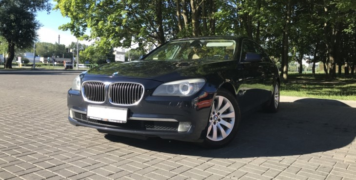 BMW 750 (БМВ 750)