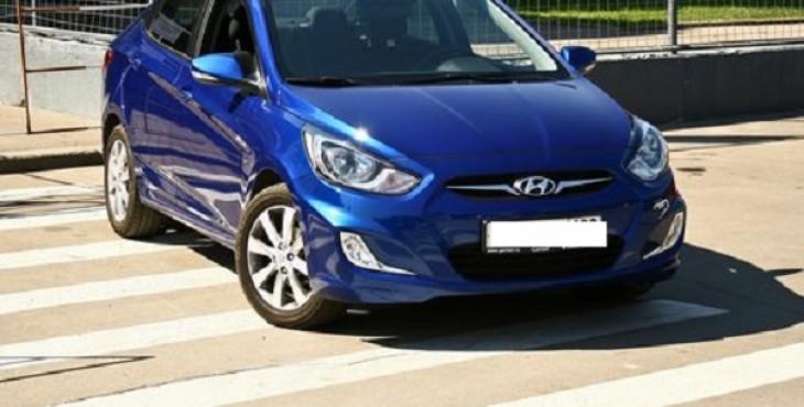 Hyundai Solaris (Хендэ Солярис)