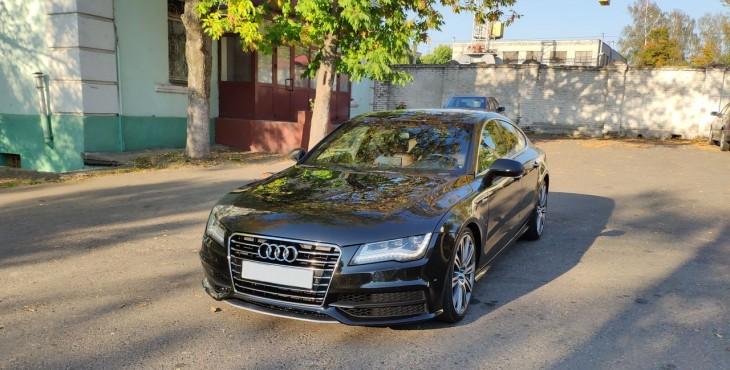 Audi A7 (Ауди А7)
