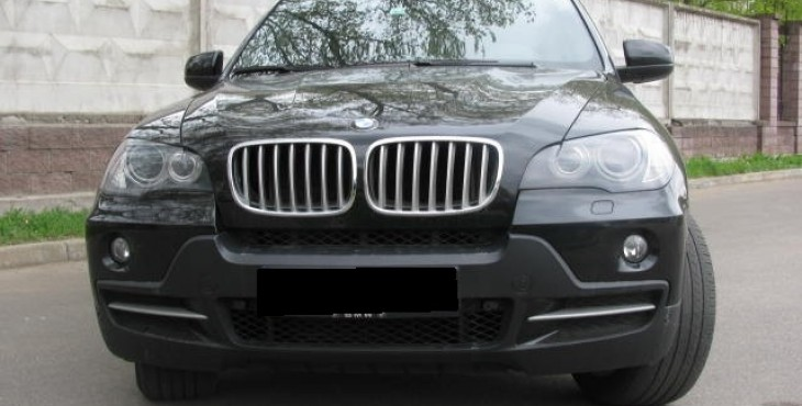 BMW X5 E70  (БМВ X5)