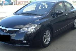 Honda Civic black (Хонда Сивик)