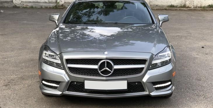 Mercedes CLS (Мерседес CLS)