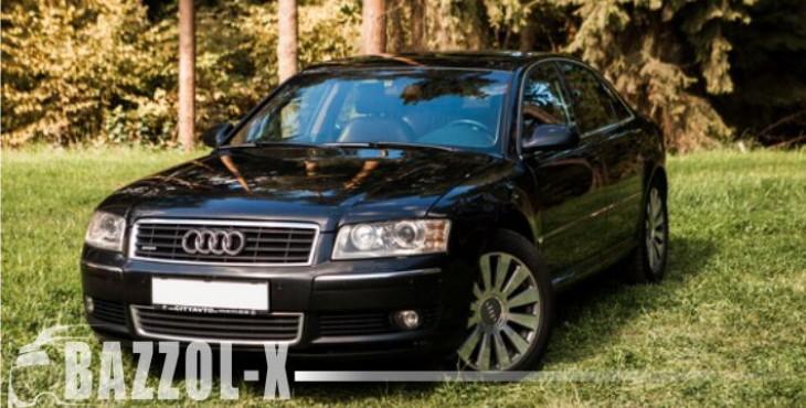 Audi A8 (Ауди A8)