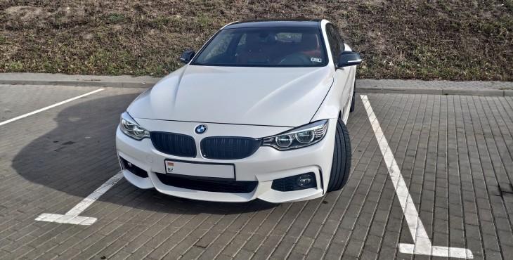BMW 428 coupe (БМВ 428 купе)