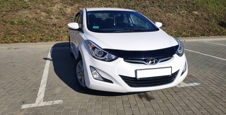 Hyundai Elantra (Хундай Элантра) 2015