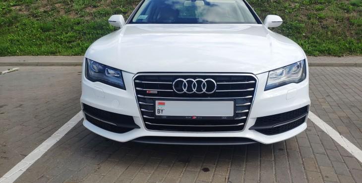 Audi A7 (Ауди А7) S-line