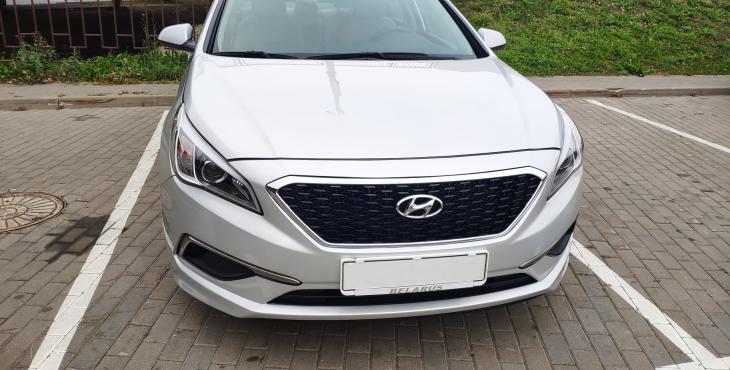 Hyundai Sonata (Хундай Соната) 2016