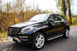 Mercedes-Benz ML 350 (Мерседес Бенц) 2015 г.