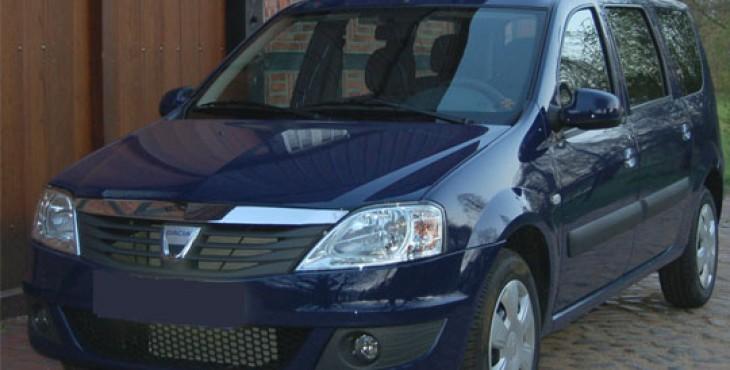 Dacia Logan (Дачия Логан)