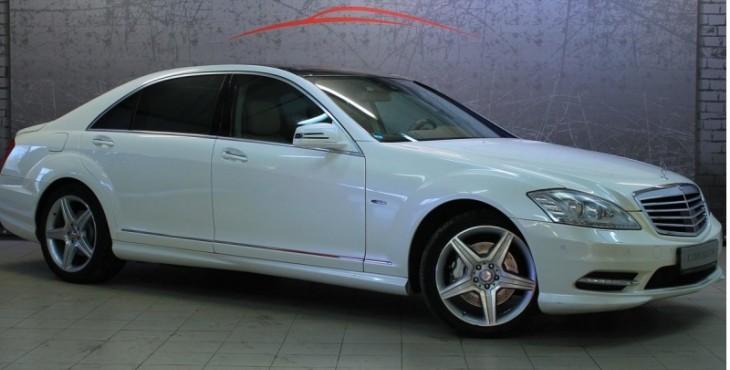 Mercedes-Benz S 221 (Мерседес Бенц С 221)