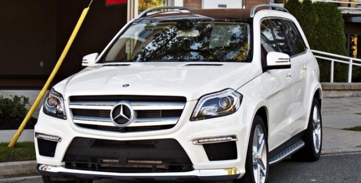 Mercedes-Benz GL-350 (Мерседес Бенц)
