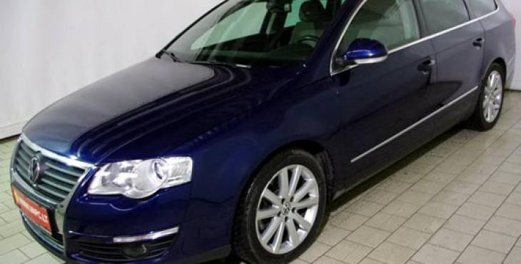 Volkswagen Passat (Фольксваген Паcсат)