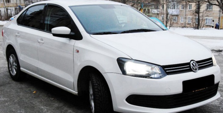 Volkswagen Polo Sedan (ФольксвагенПоло Седан)